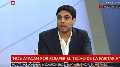 Hugo Moyano (h):
