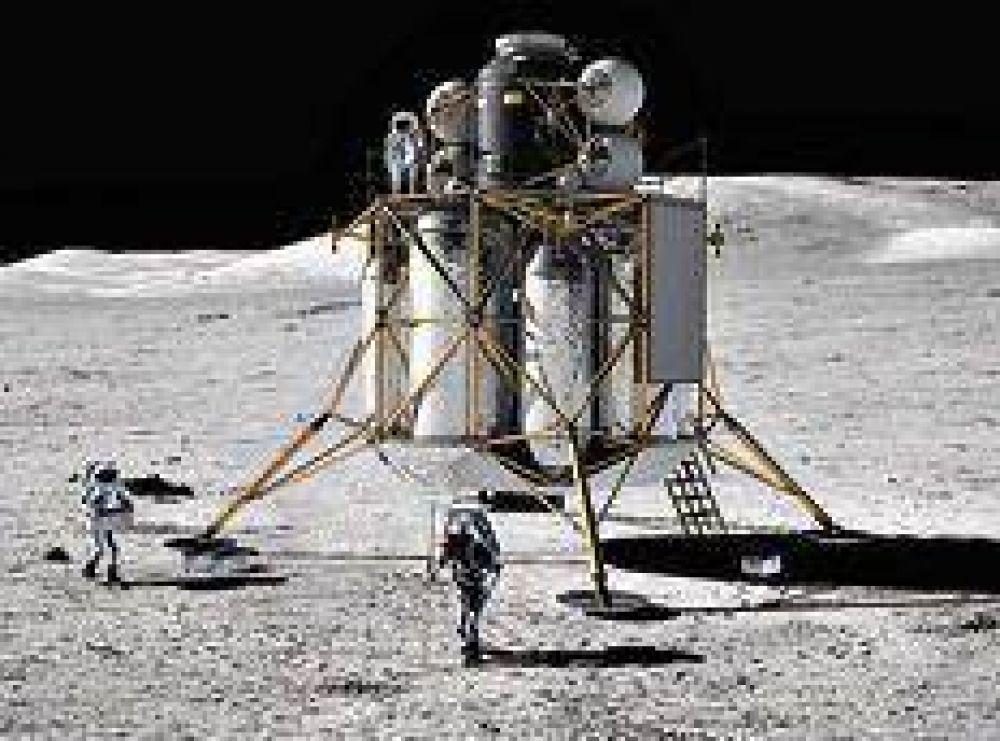 Diseño argentino para vivir en la Luna