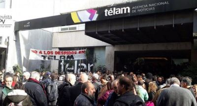 Conflicto en Télam continúa: las partes aún inflexibles