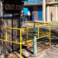 John Deere invirtió para optimizar desagües cloacales