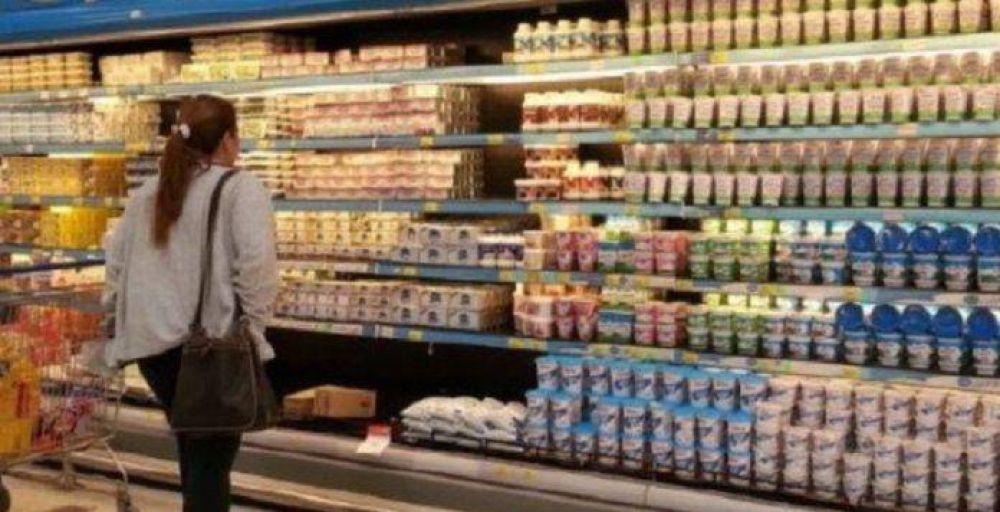 Argentina: Las ventas en supermercados cayeron un 4% en julio