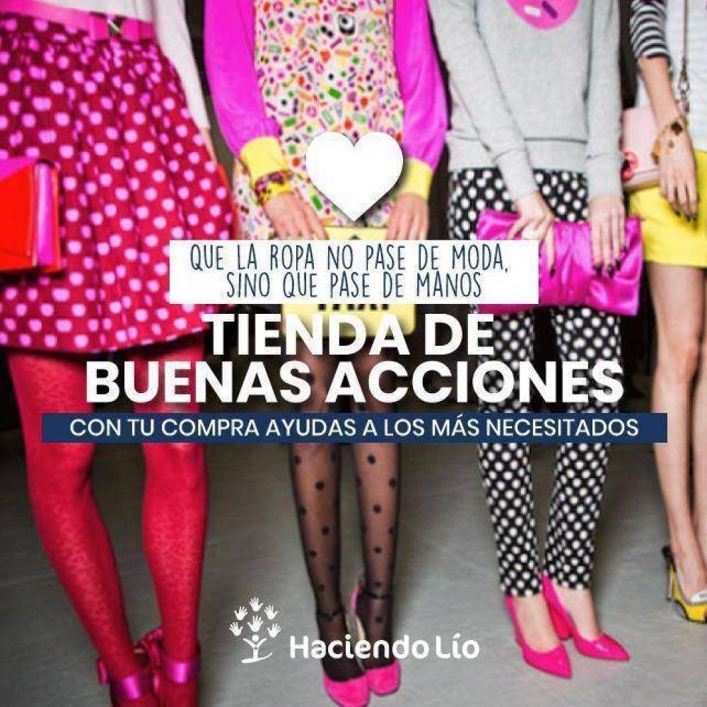 La tendencia europea de tiendas solidarias llega a Argentina