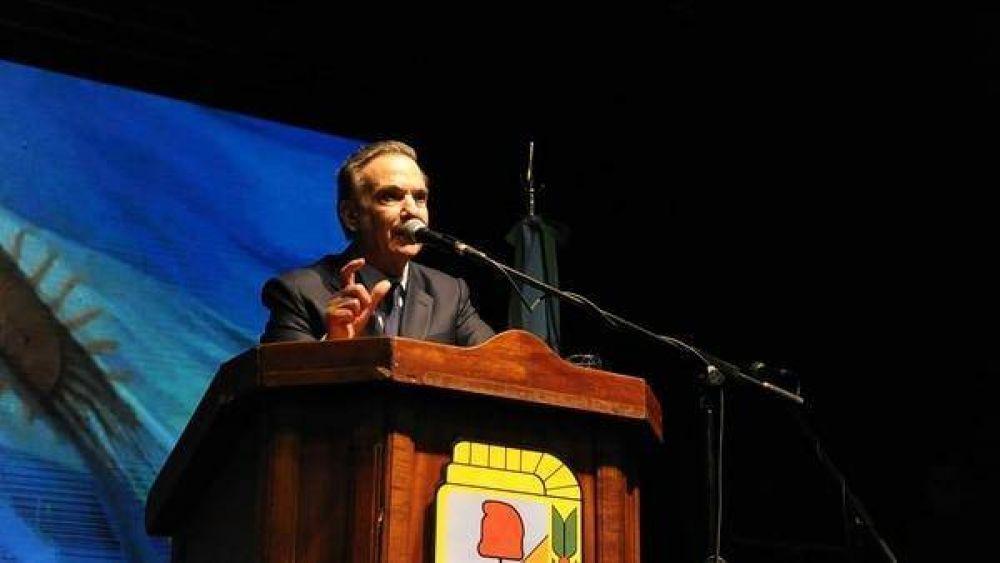 Miguel Pichetto lanzó su candidatura presidencial: