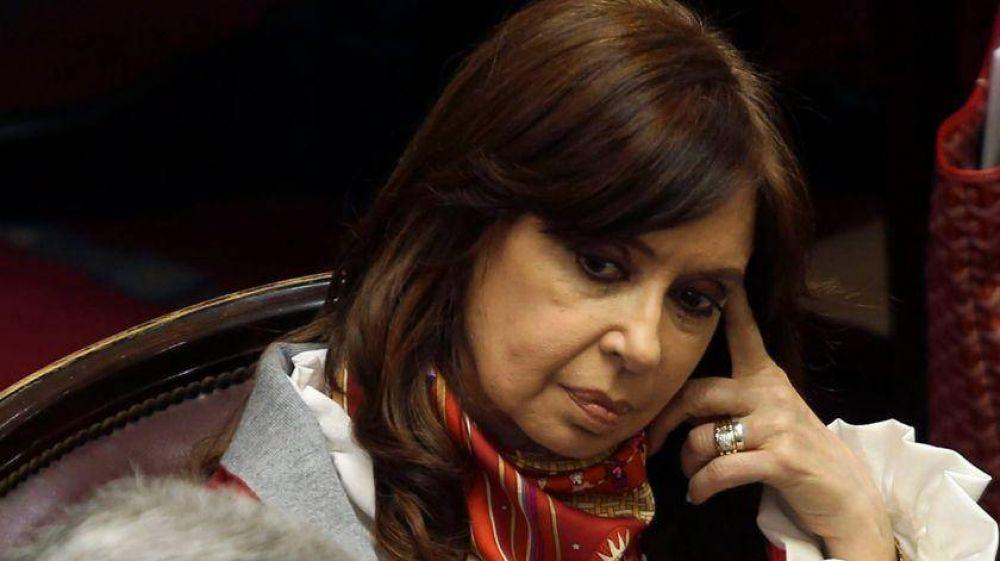 La UIF pidió reabrir la causa por enriquecimiento ilícito contra Cristina Kirchner