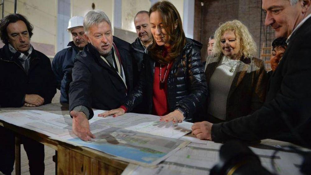 María Eugenia Vidal dijo que volverá a convocar a los docentes