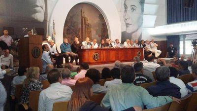 CGT: plenario de secretarios generales será a fin de mes