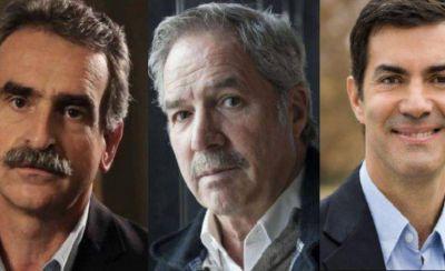 Bomba Política | Felipe Solá se reunió con Alfonsín de cara a 2019