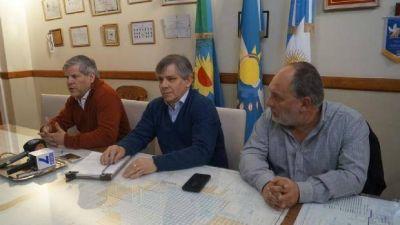 El Intendente anunció obras de gas para Moquehuá por 7 millones de pesos