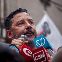 """Menéndez, a Massa: """"No hay lugar para esa ancha avenida del medio"""""""