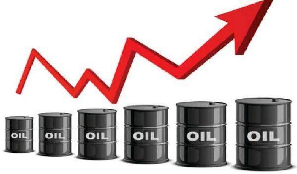 Precios del petróleo suben por sanciones a Irán pero promedio semanal baja