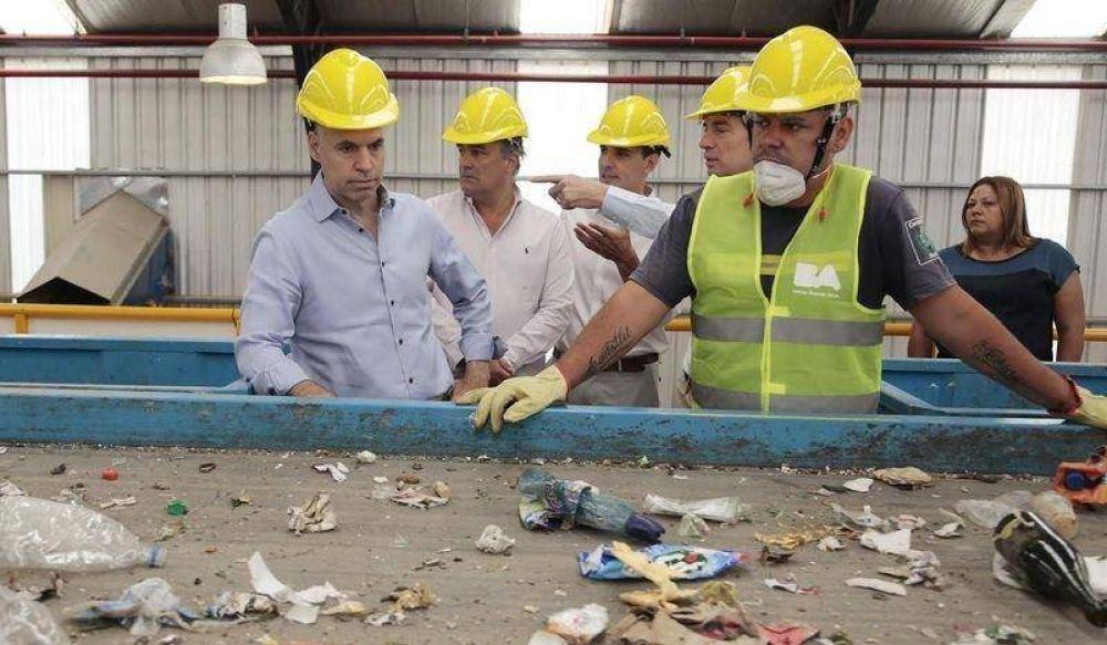 Aprueban una planta de residuos en Saavedra