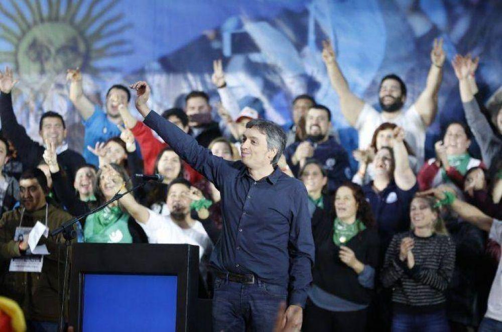Con Máximo a la cabeza, el kirchnerismo relanzó Unidad Ciudadana después del escándalo de los cuadernos