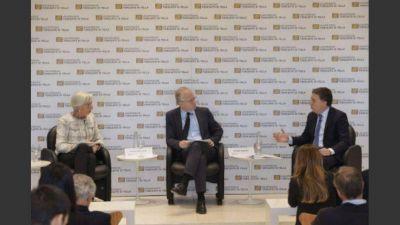 La primera misión del FMI analizará las metas, en medio de señales negativas de la economía