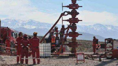 Comenzó el fracking en Vaca Muerta de Mendoza
