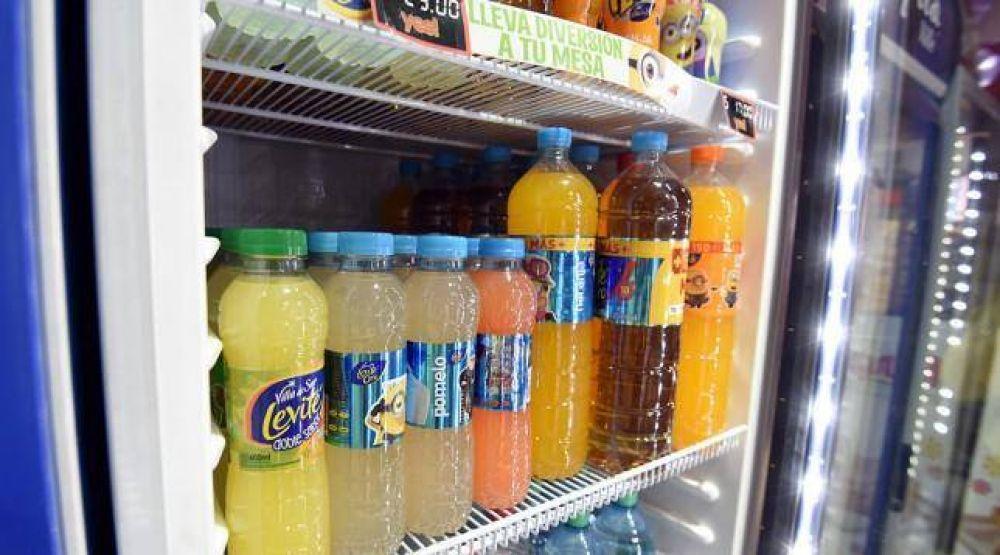 Los argentinos consumimos bebidas azucaradas todos los días