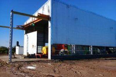 Anunciaron obras para plantas de residuos sólidos urbanos