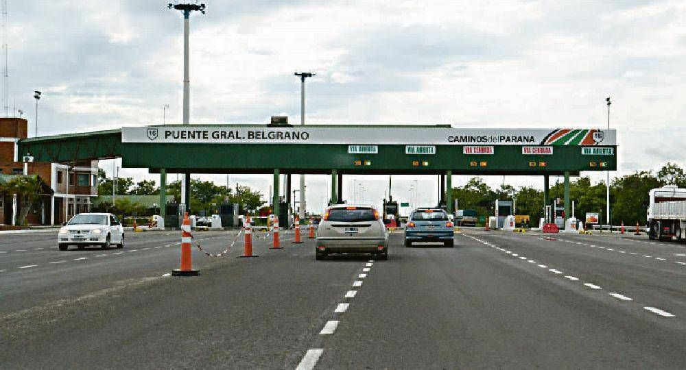 Rige desde ayer voraz aumento de peajes en rutas nacionales