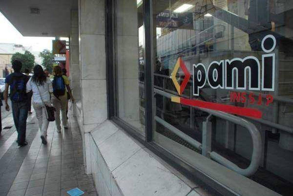 PAMI pagará en cuotas la deuda al San Juan Bautista