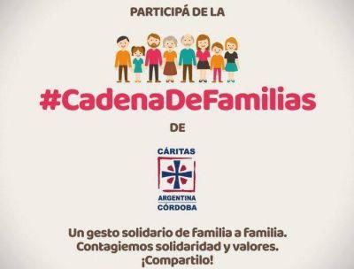 En agosto, Cáritas Córdoba anima a vivir el valor de la solidaridad