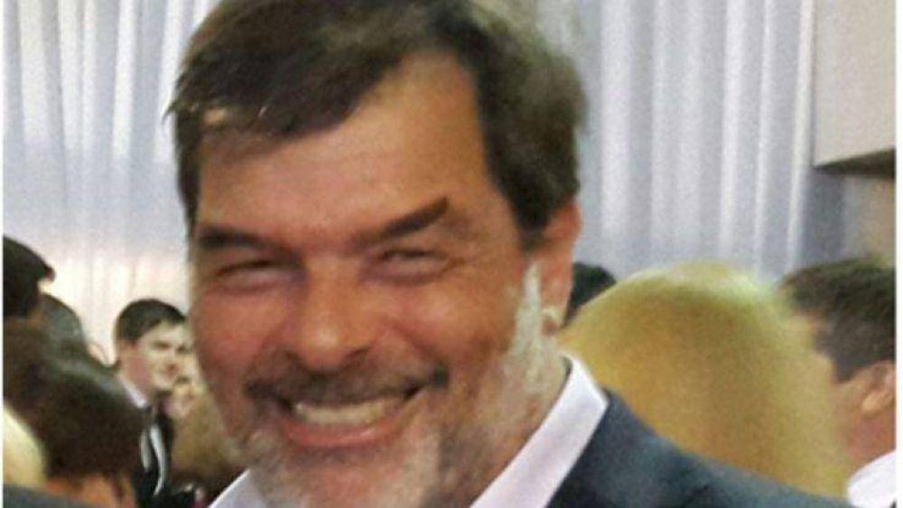 Fueron velados ayer los restos de Oscar De Nigris, líder de la comisión interna del Banco Provincia