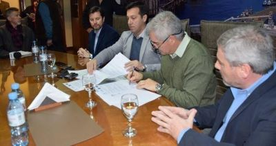Convenio Seminario Puertos y Desarrollo Económico
