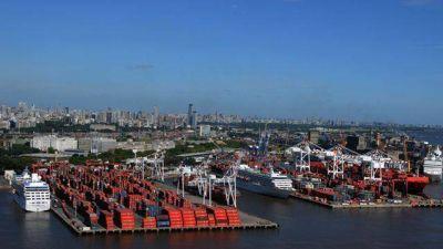 Puerto de Buenos Aires: buscan limitar los negocios locales del mayor operador del mundo