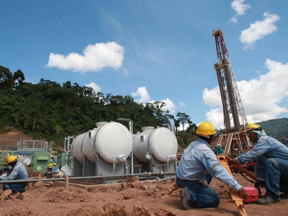 Ecuador licita áreas petroleras por u$s 800 millones
