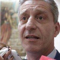 """Arcioni: """"mi prioridad es combatir la recesión y la falta de empleo en Chubut"""""""