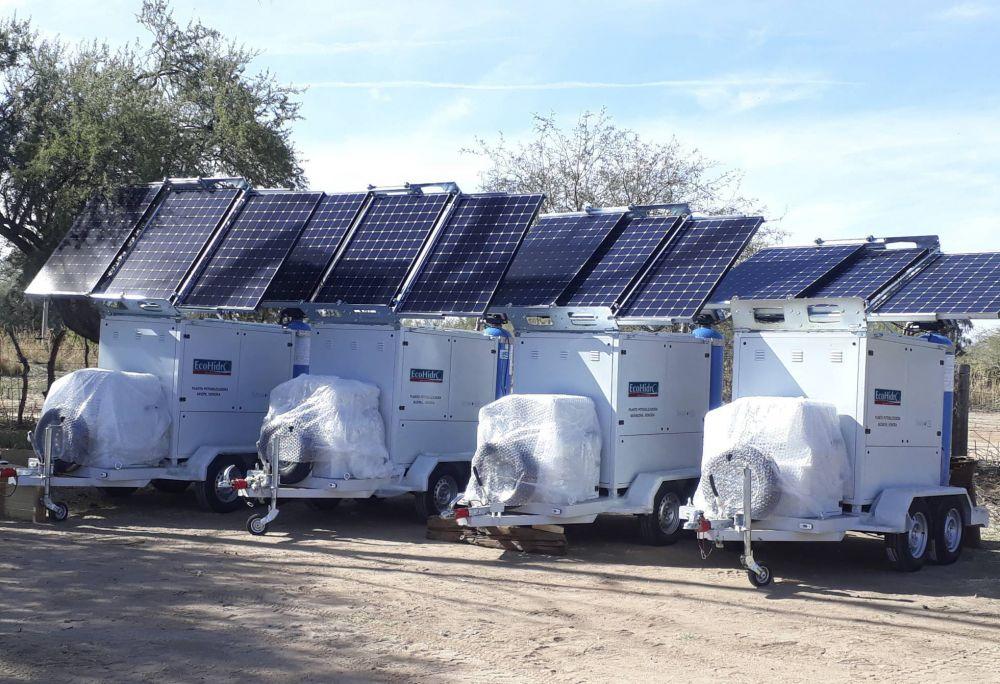 EcoHidro, la solución autosuficiente a la falta de agua potable