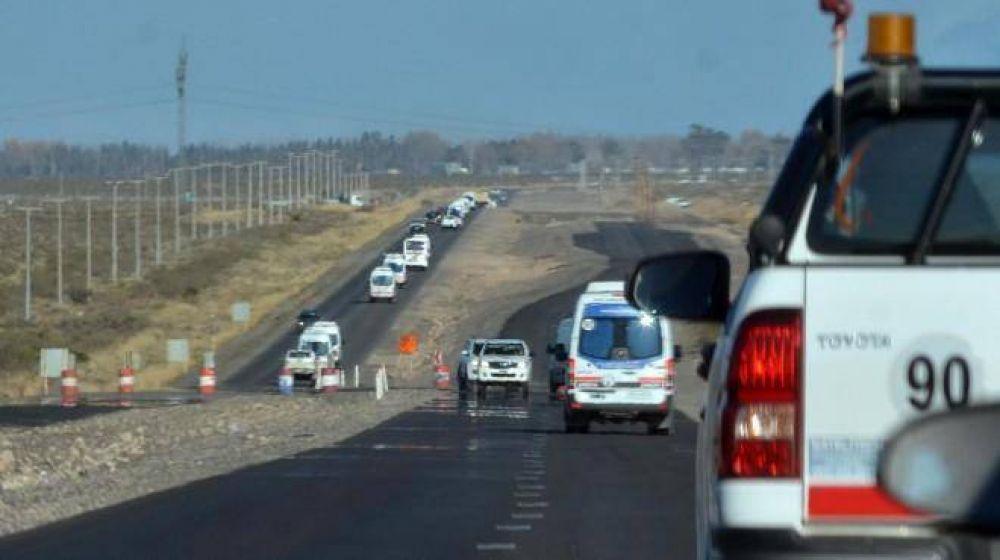 Petroleras impulsan un sistema de transporte propio en Vaca Muerta