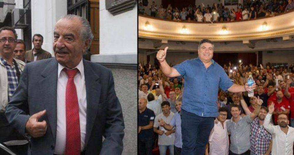 Ya es oficial: Cavalieri y Muerza disputarán mano a mano la conducción del Sindicato de Comercio