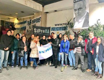 Ordenan reincorporar a otros 12 despedidos de Télam
