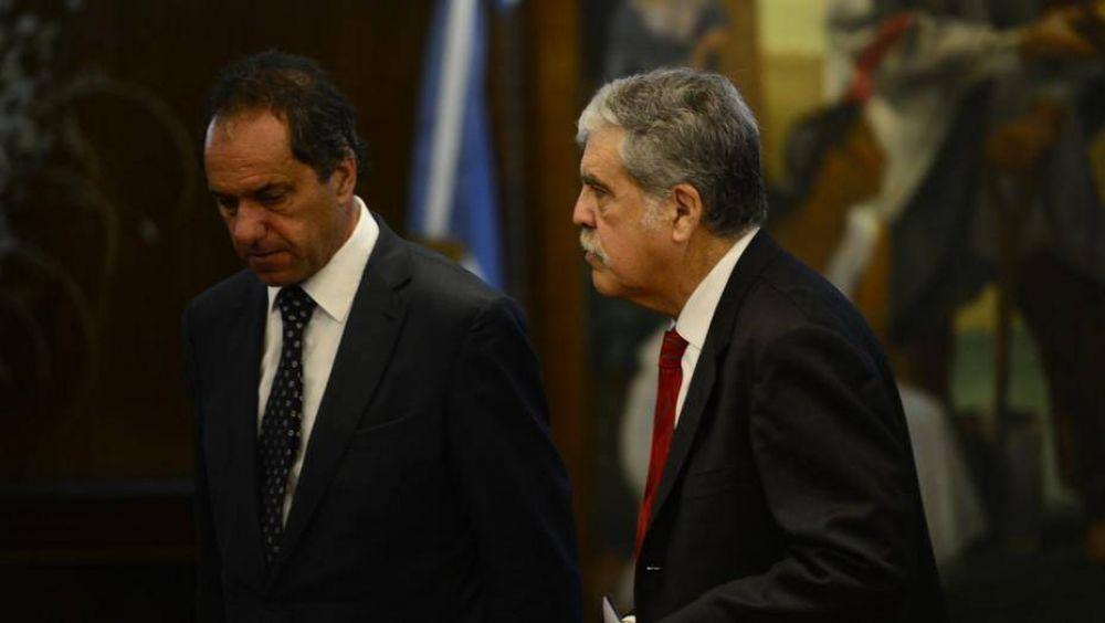 La Justicia bonaerense vincula a Daniel Scioli con el caso de las coimas