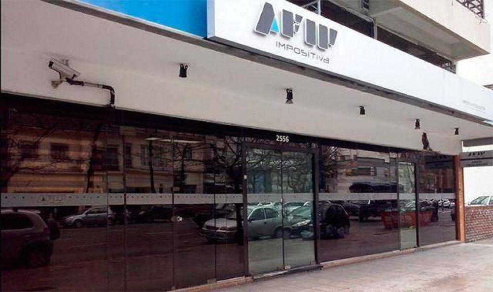 Afip decretó un paro nacional para el próximo jueves