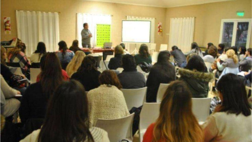 Jornada sobre Sustentabilidad Ambiental y Gestión Integral de Residuos orientada a docentes
