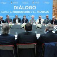 El Gobierno convoca a la CGT y empresarios en la crisis