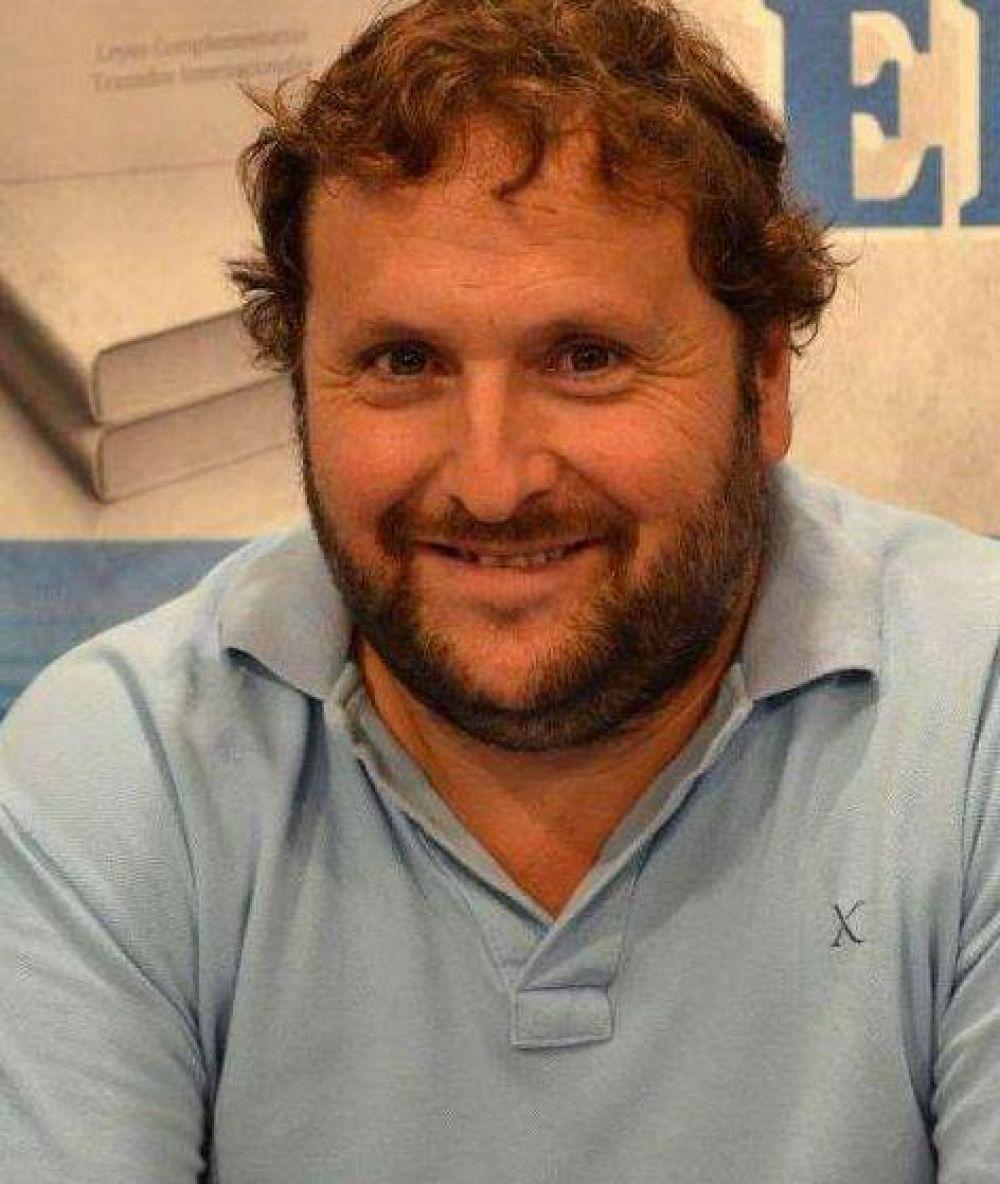 Giorgetti candidato a intendente de Necochea por la ACT