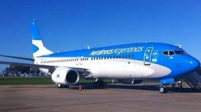 Flexibilización para Aerolíneas