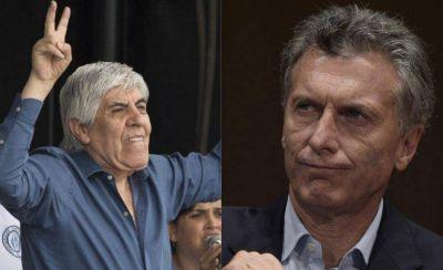 El plan de Moyano para enfrentar a Mauricio Macri