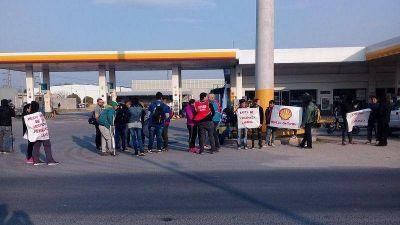 Río Cuarto: conflicto en estación de servicio Shell por despidos injustificados