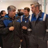 YPF perforó un pozo récord con 40 etapas de fractura en Vaca Muerta