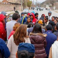 Vecinos de villa Juanita piden que sigan las obras