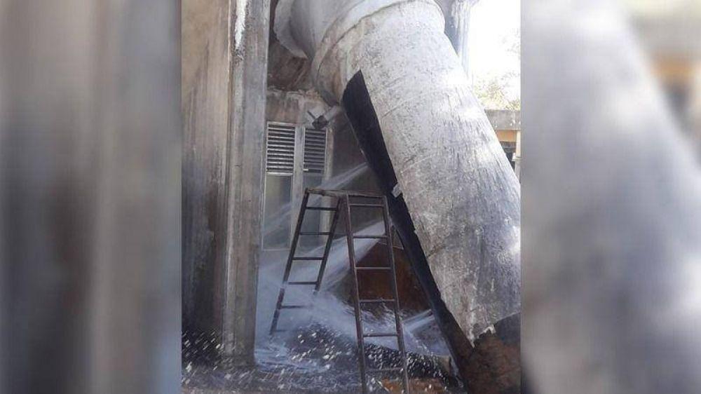 Repararon el acueducto y el servicio de agua comienza a normalizarse