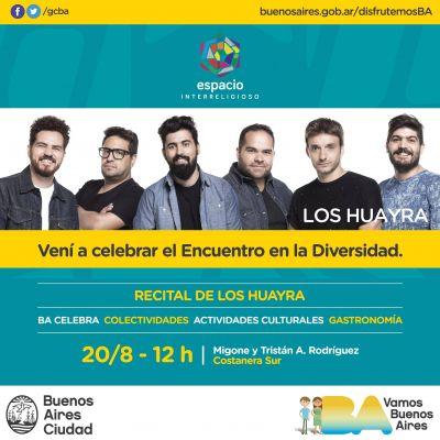 La Ciudad de Buenos Aires inaugura su espacio interreligioso