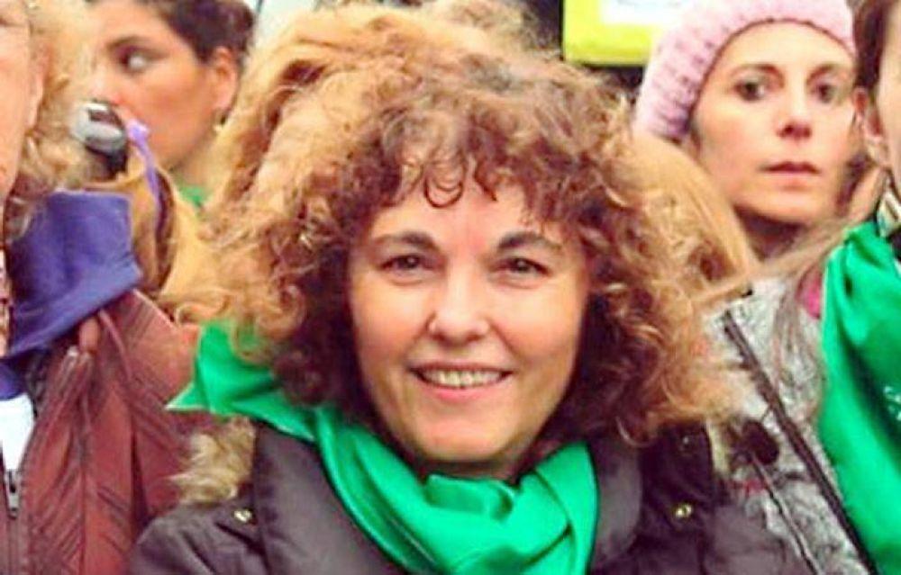 Dolor y pesar por la muerte de una Mujer con mayúsculas: María del Carmen Viñas