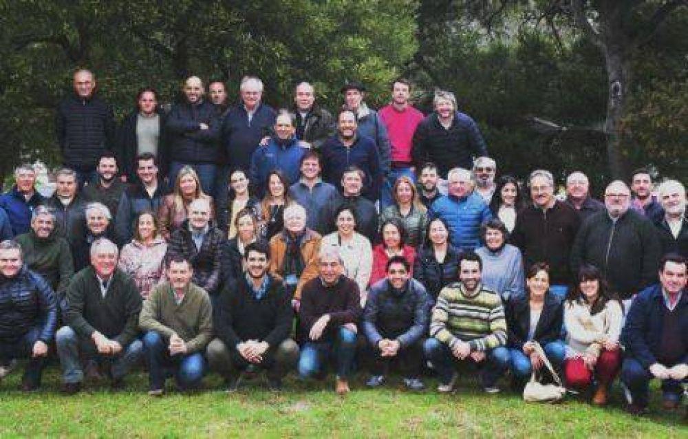 Ingenieros Agrónomos y Forestales festejaron su día en Tandil