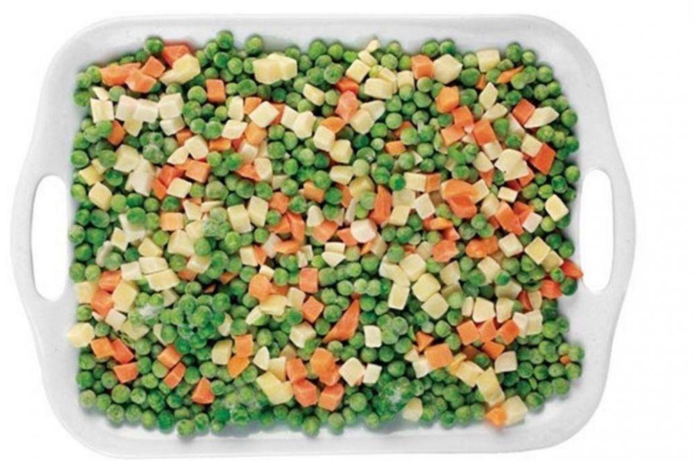 Alimentos congelados asociados con un brote, en un limbo de control
