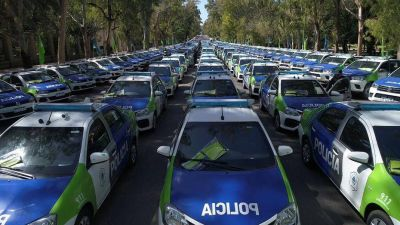 Lanzan otra reforma de la Bonaerense: prometen más policías en la calle