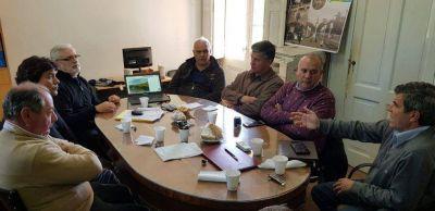 Pieroni participó de una nueva reunión del Consorcio Regional GIRSU
