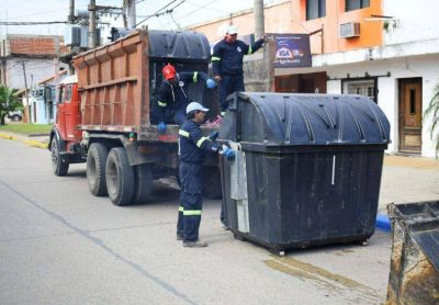 El municipio integra más elementos para la recolección de residuos urbanos